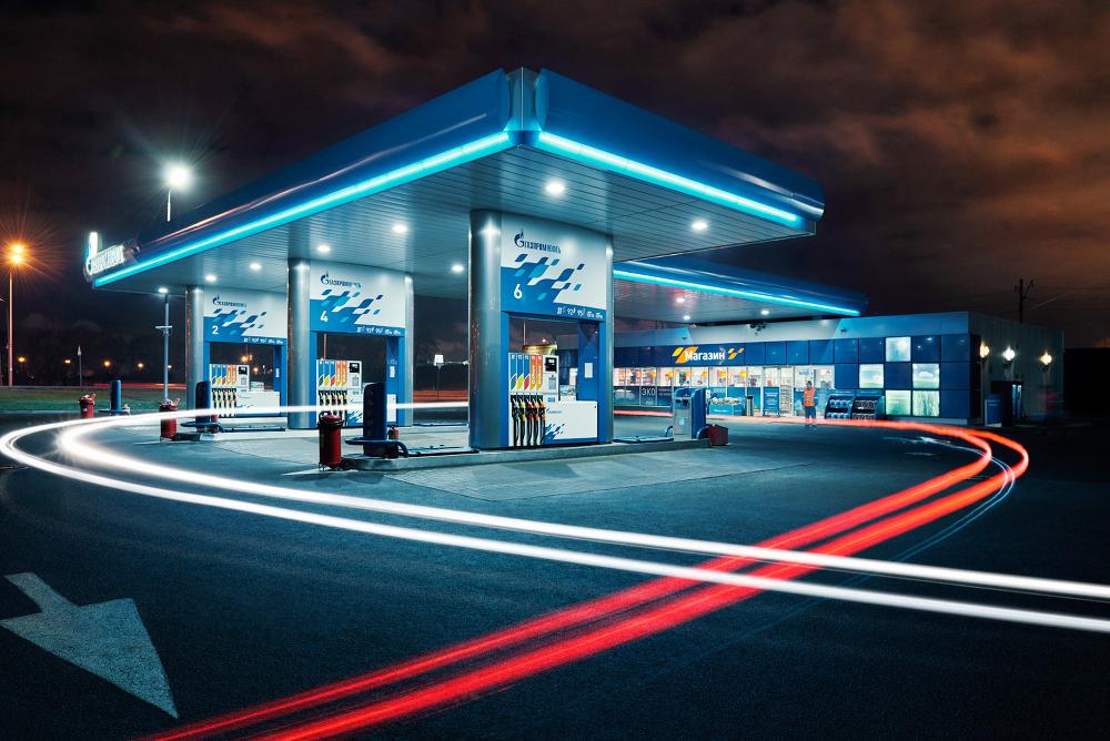 Картинка автозаправочная станция